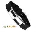 BH Plus Health Bracelets with 3 Germanium stones
