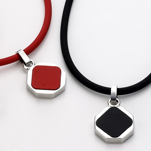 Vital-ion negative ion necklace