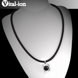 Vital-ion VN602 negative ion germanium necklace